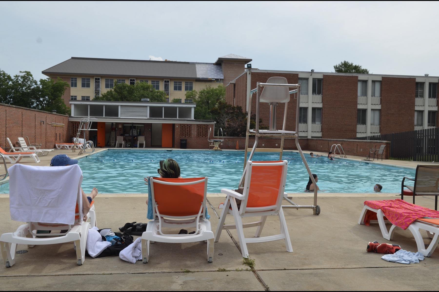 Plunkett Pool
