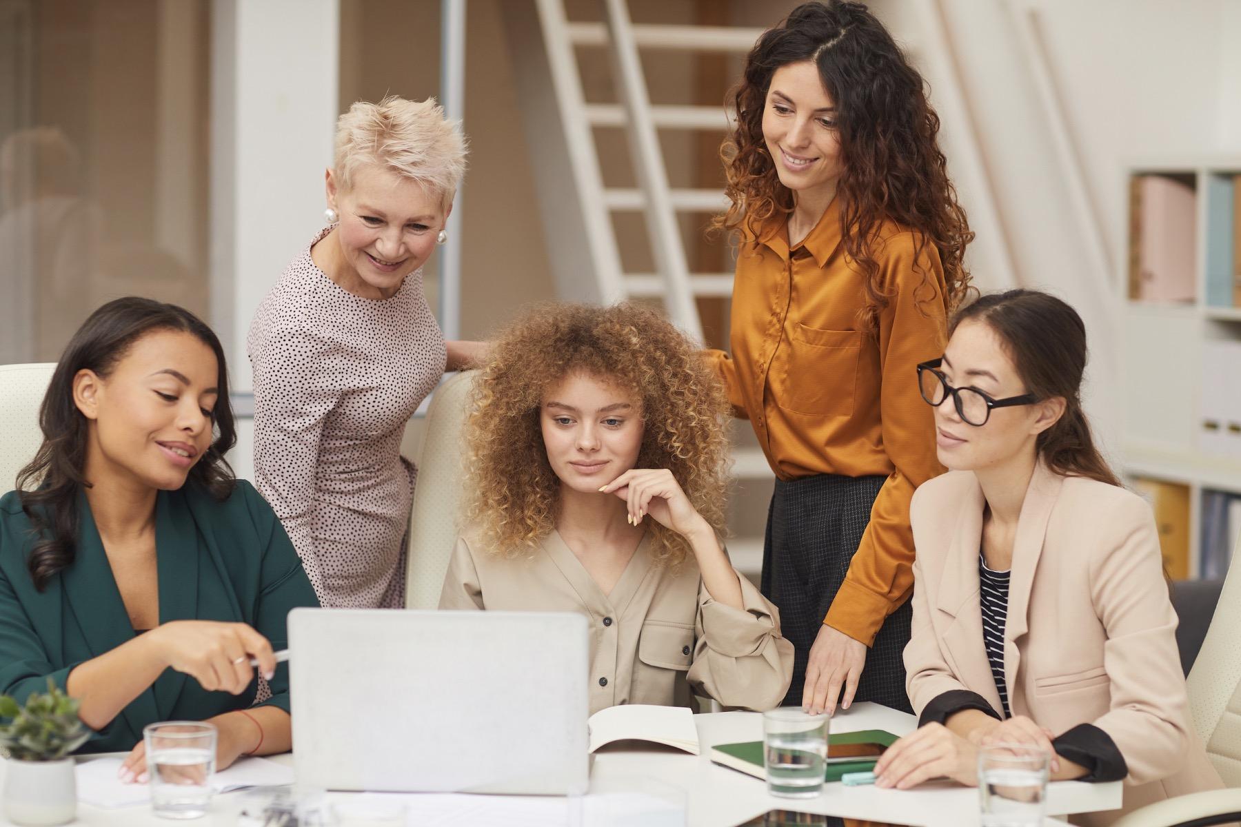 Women in Leadership 2020
