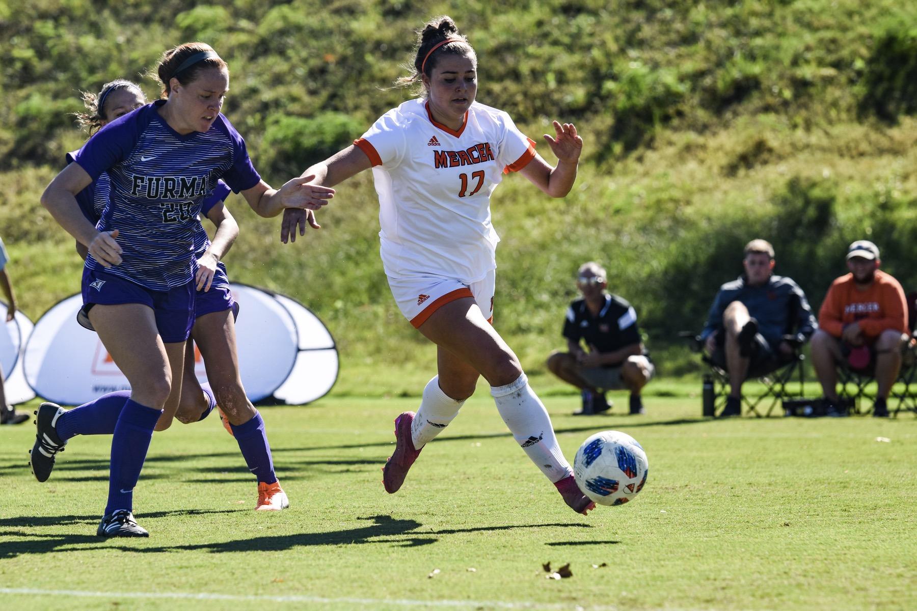 ATHLETICS women's soccer