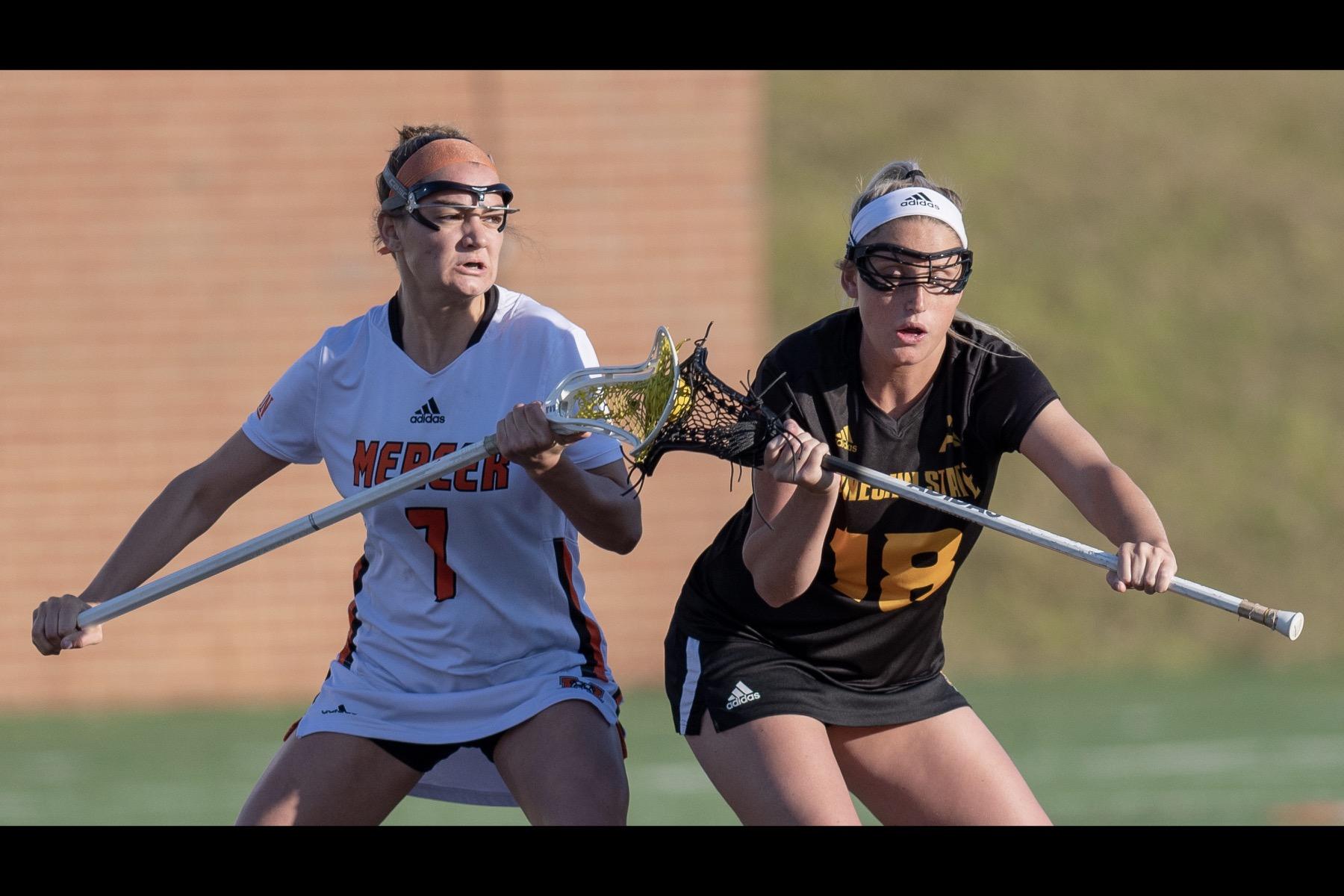 ATHLETICS women's lacrosse 2